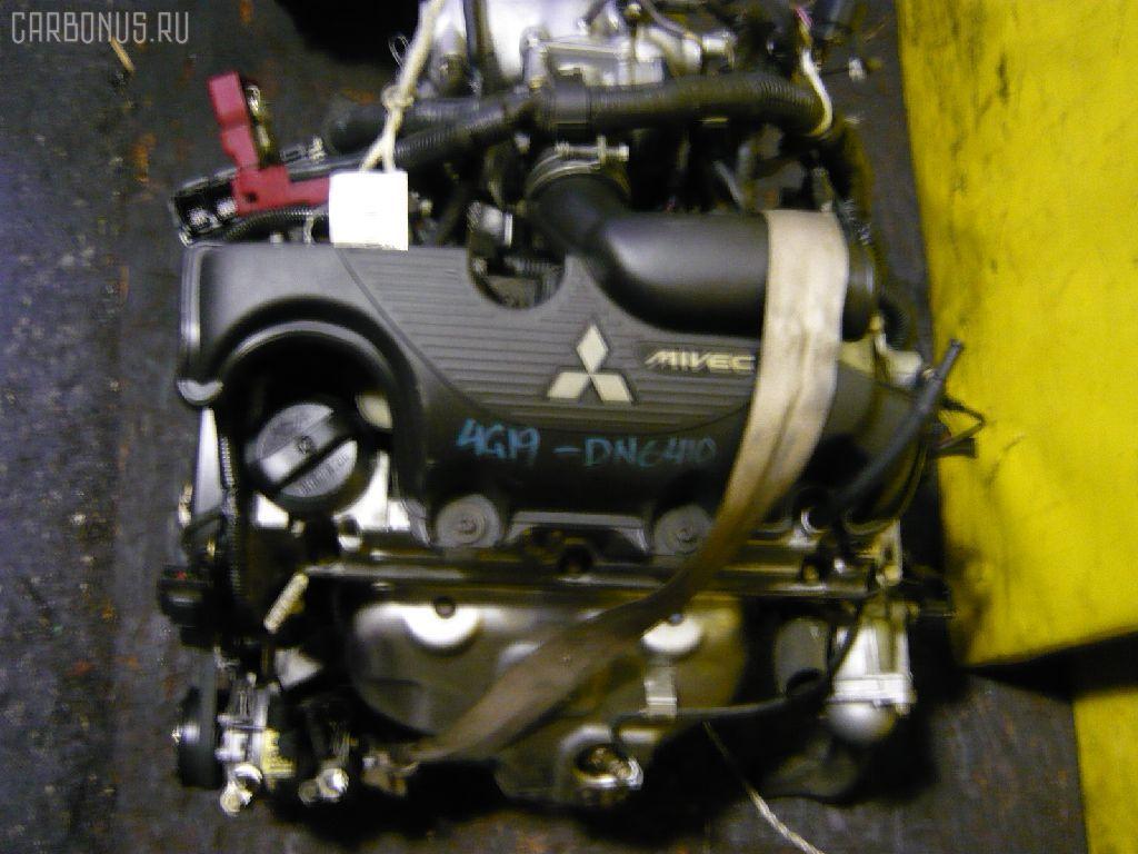 Двигатель MITSUBISHI COLT Z25A 4G19. Фото 4