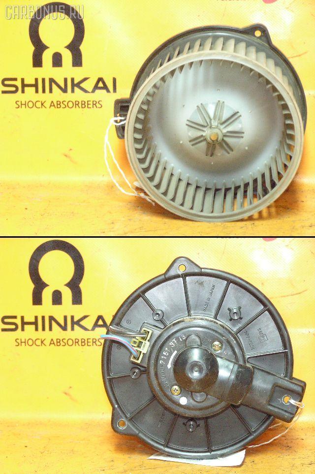 Мотор печки TOYOTA NADIA SXN10. Фото 8