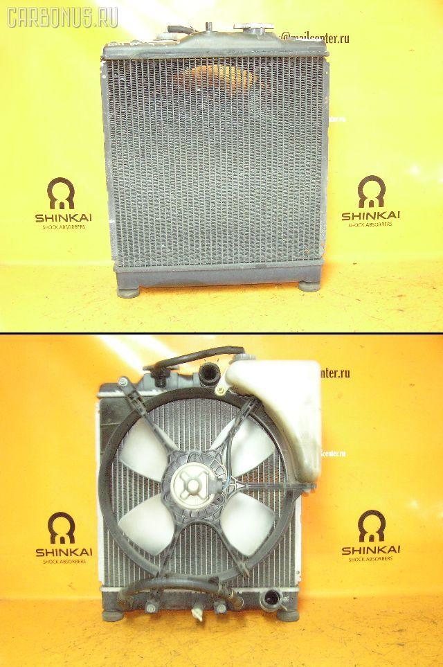 Радиатор ДВС HONDA DOMANI MB4 D16A. Фото 5