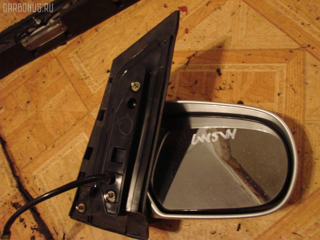 Зеркало двери боковой MAZDA MPV LW5W. Фото 4