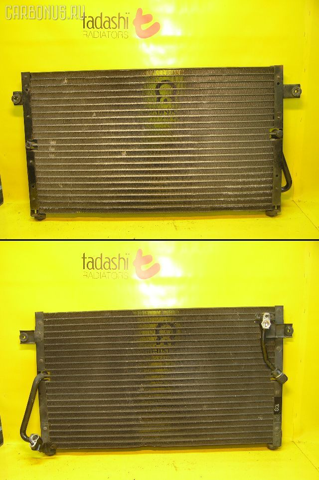 Радиатор кондиционера MITSUBISHI PAJERO V45W 6G74. Фото 2