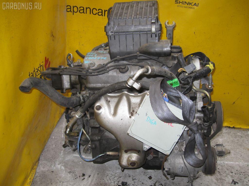 Двигатель HONDA HR-V GH2 D16A. Фото 1