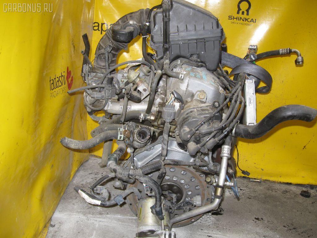 Двигатель HONDA HR-V GH2 D16A. Фото 2