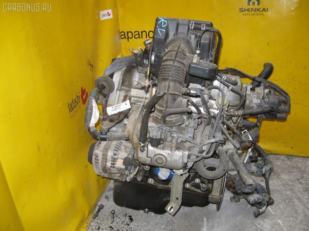 Двигатель HONDA HR-V GH2 D16A. Фото 3