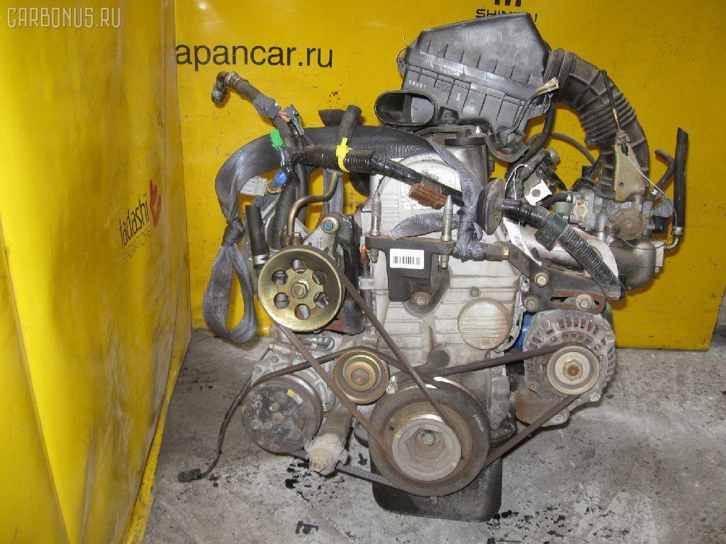 Двигатель HONDA HR-V GH2 D16A. Фото 4