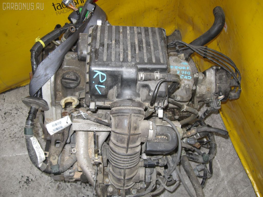 Двигатель HONDA HR-V GH2 D16A. Фото 5