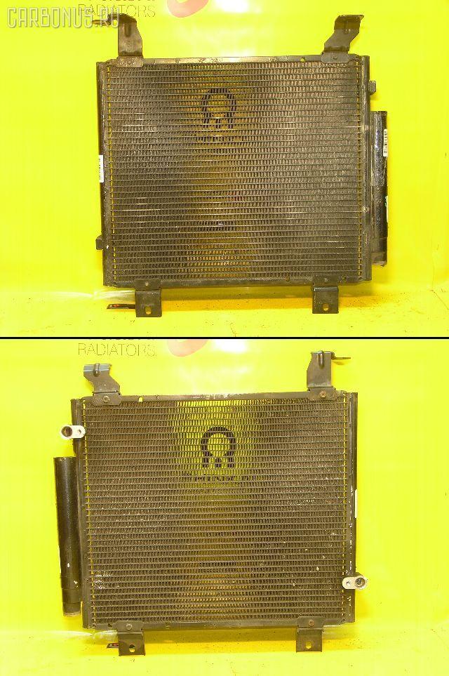 Радиатор кондиционера DAIHATSU YRV M201G K3-VE. Фото 5