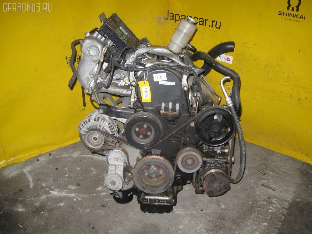 Двигатель MITSUBISHI AIRTREK CU2W 4G63. Фото 1