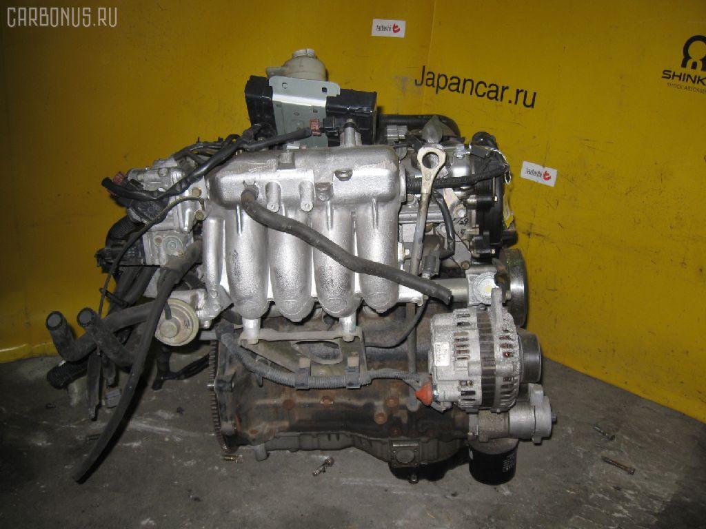 Двигатель MITSUBISHI AIRTREK CU2W 4G63. Фото 2