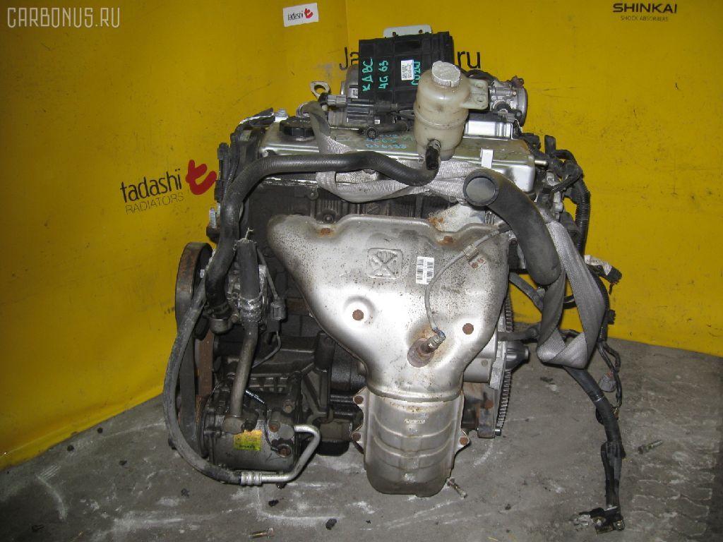 Двигатель MITSUBISHI AIRTREK CU2W 4G63. Фото 4