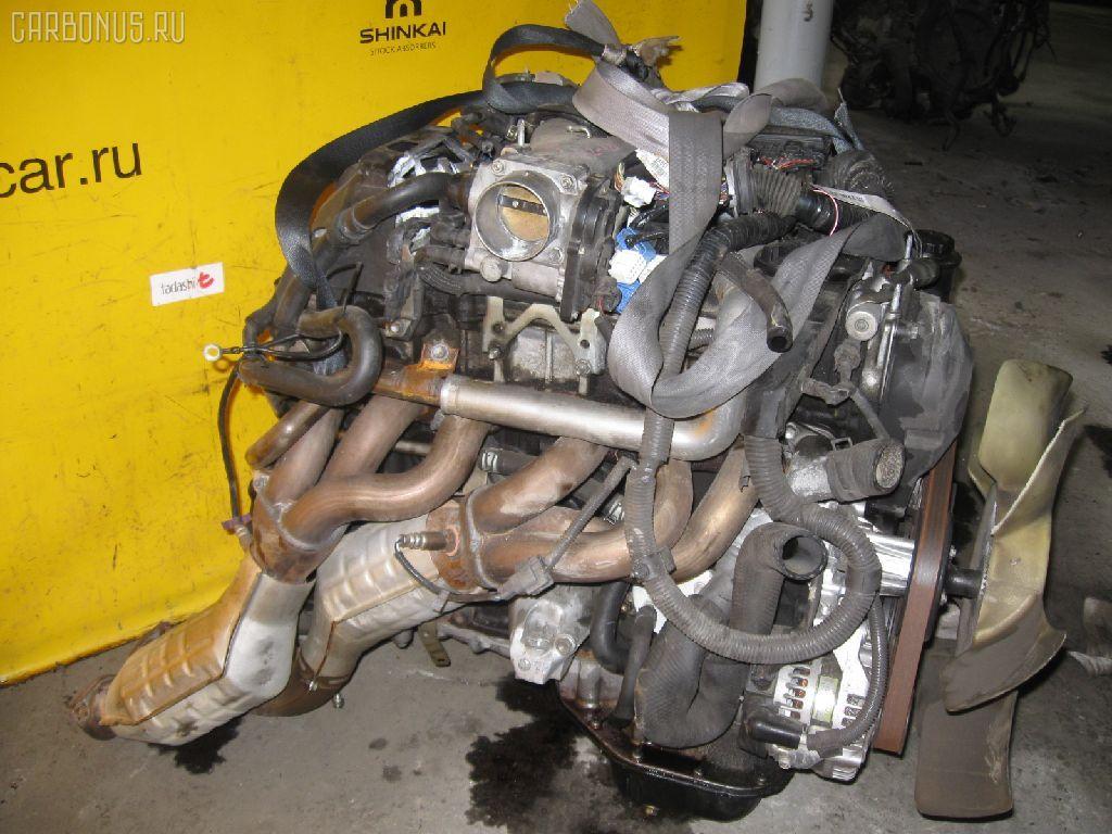 Двигатель TOYOTA CROWN JZS171 1JZ-FSE. Фото 4