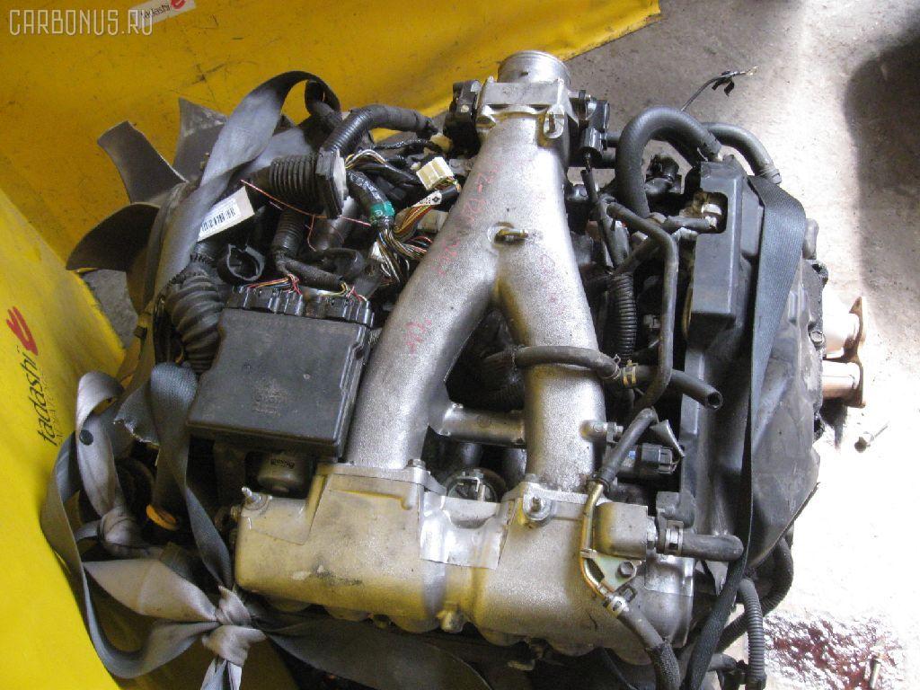 Двигатель TOYOTA CROWN JZS171 1JZ-FSE. Фото 7