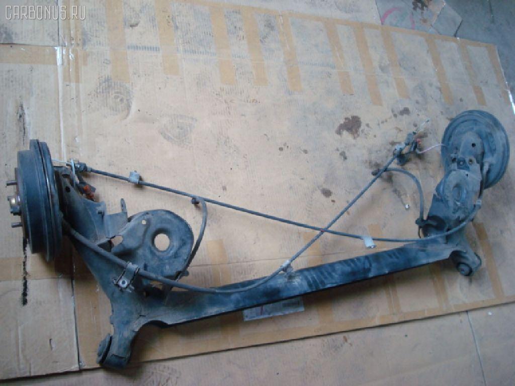 Балка подвески HONDA MOBILIO GB1 L15A. Фото 4