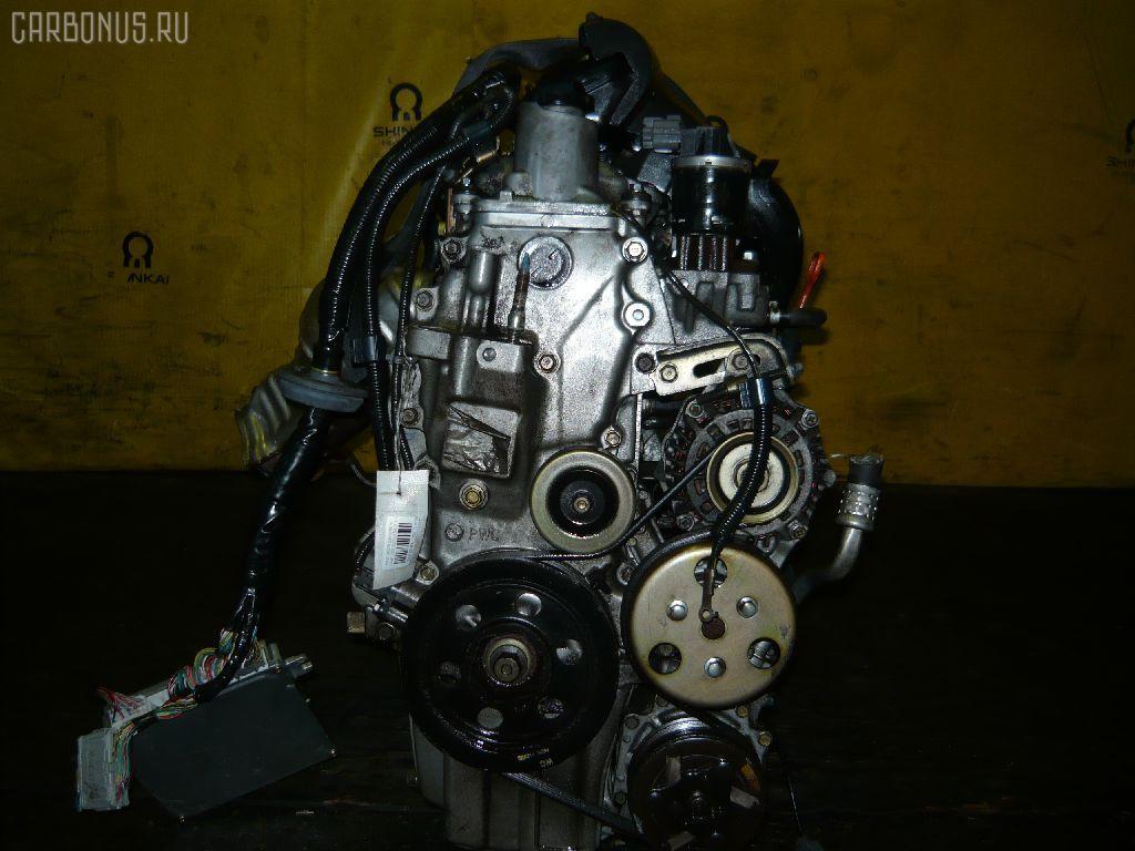 Двигатель HONDA MOBILIO GB1 L15A. Фото 1