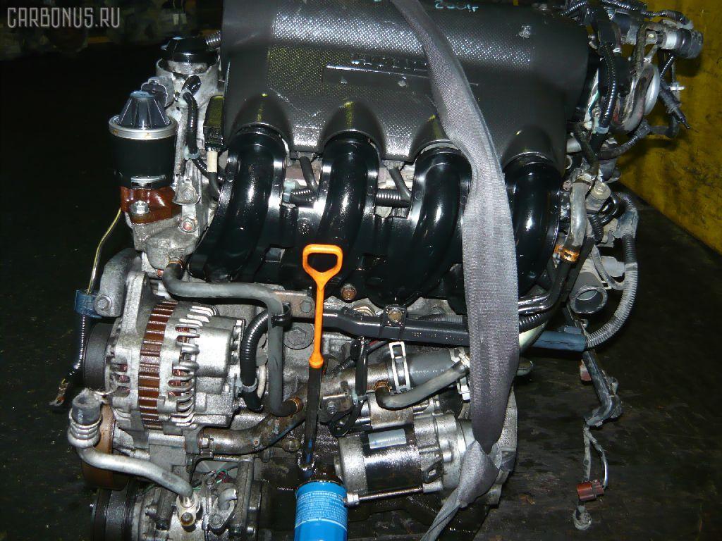 Двигатель HONDA MOBILIO GB1 L15A. Фото 4