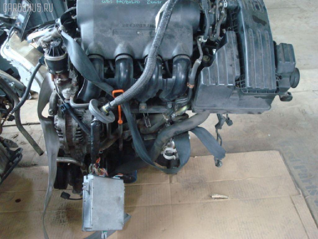 Двигатель HONDA MOBILIO GB1 L15A. Фото 7