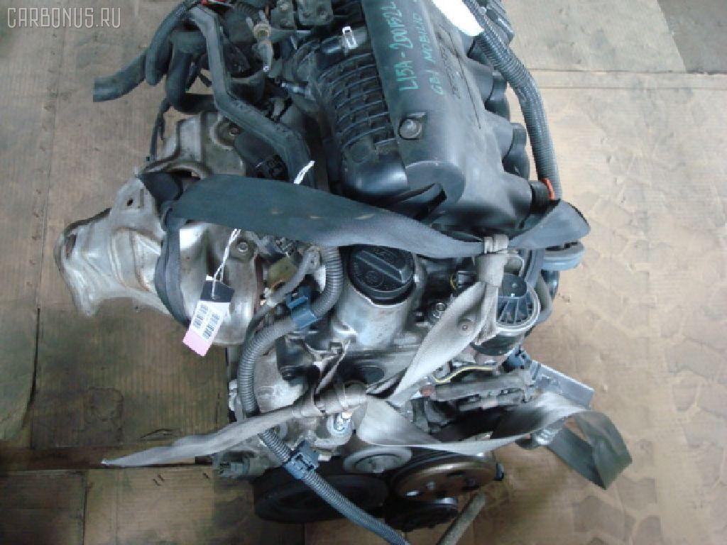 Двигатель HONDA MOBILIO GB1 L15A. Фото 9