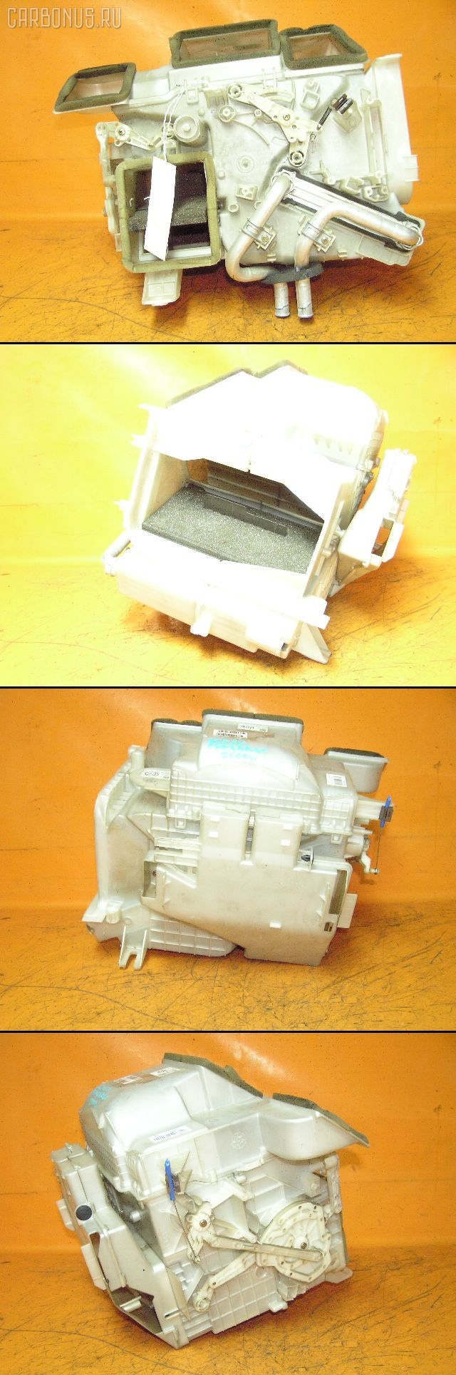 Радиатор печки TOYOTA VITZ SCP10 1SZ-FE. Фото 1