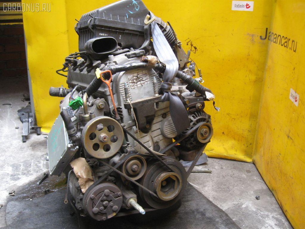Двигатель HONDA HR-V GH2 D16A. Фото 7