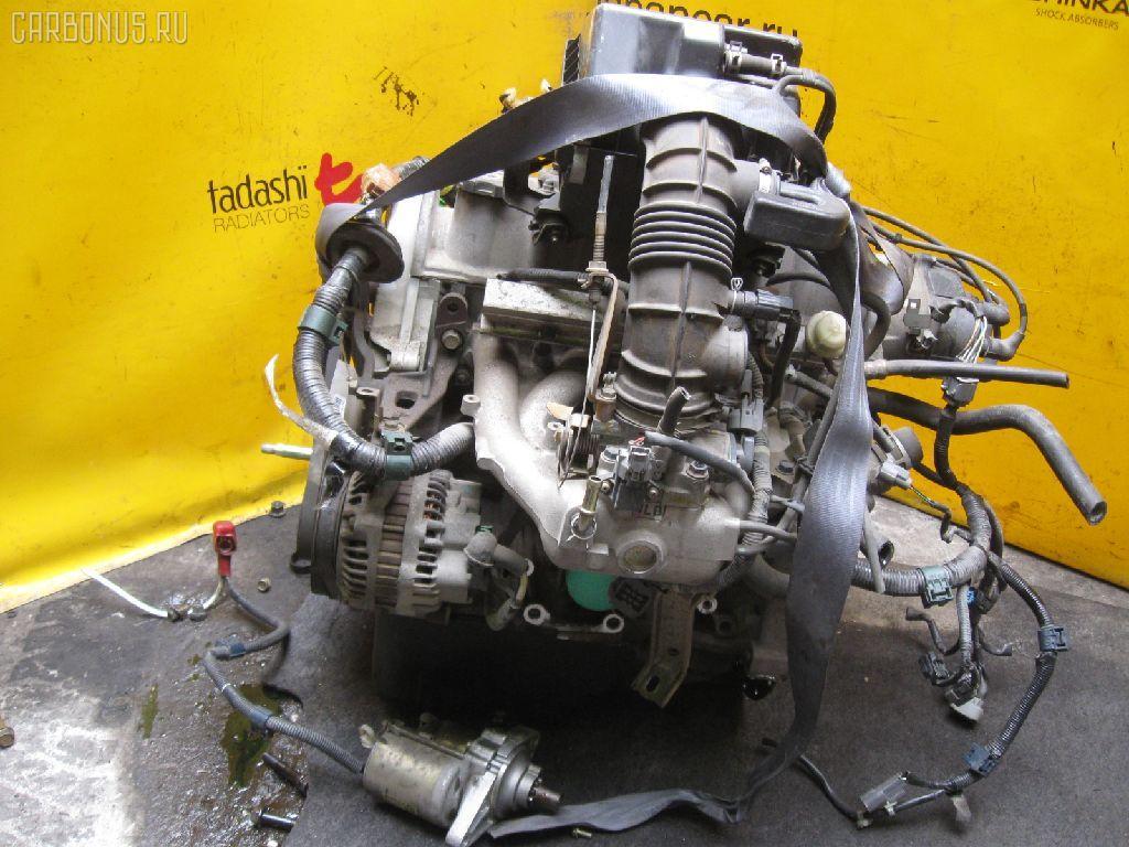 Двигатель HONDA HR-V GH2 D16A. Фото 9