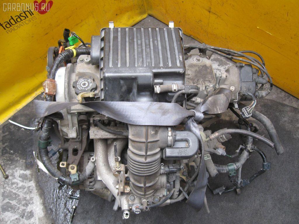 Двигатель HONDA HR-V GH2 D16A. Фото 10