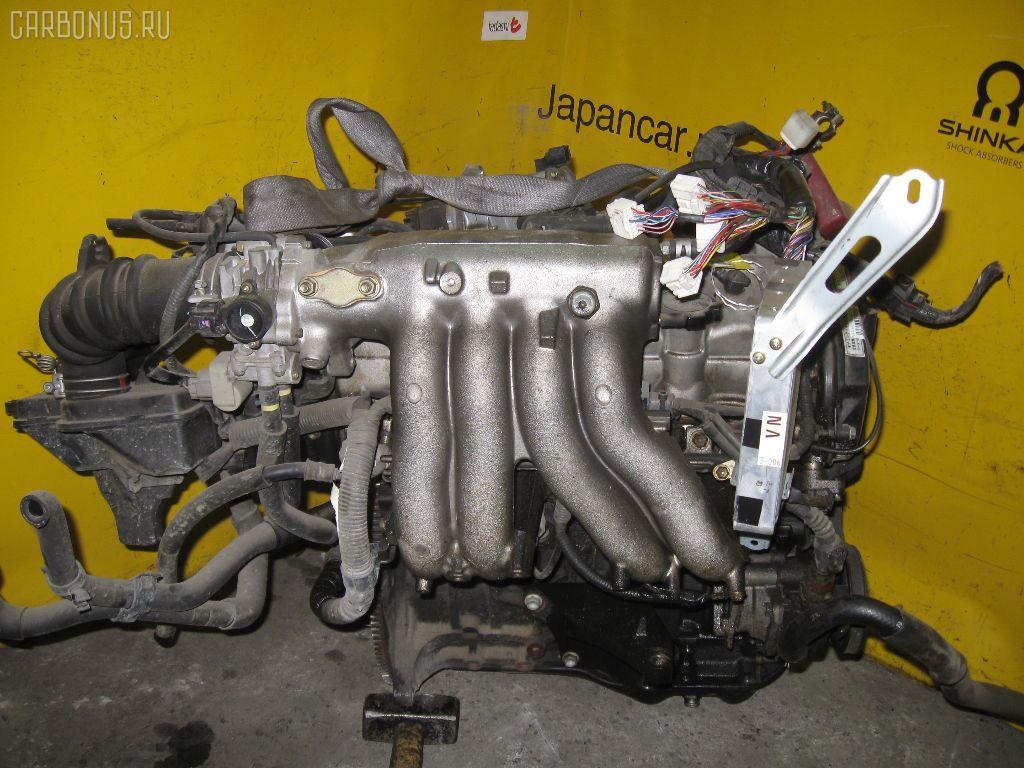 Двигатель TOYOTA MARK II QUALIS SXV25W 5S-FE. Фото 2