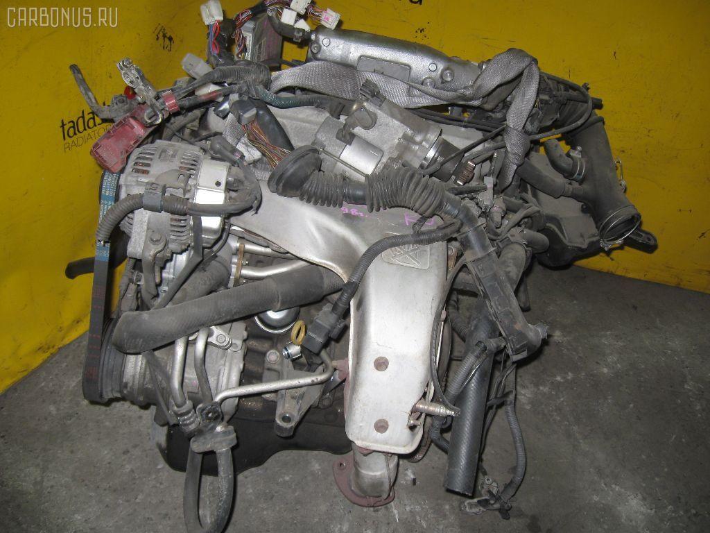 Двигатель TOYOTA MARK II QUALIS SXV25W 5S-FE. Фото 4