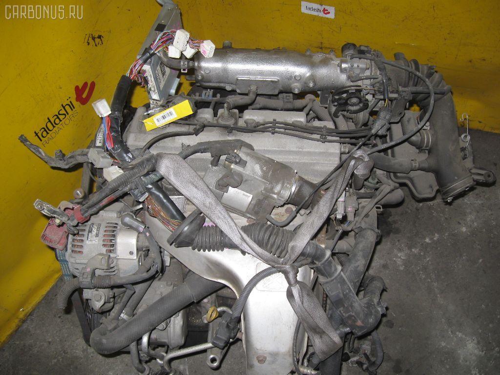 Двигатель TOYOTA MARK II QUALIS SXV25W 5S-FE. Фото 5