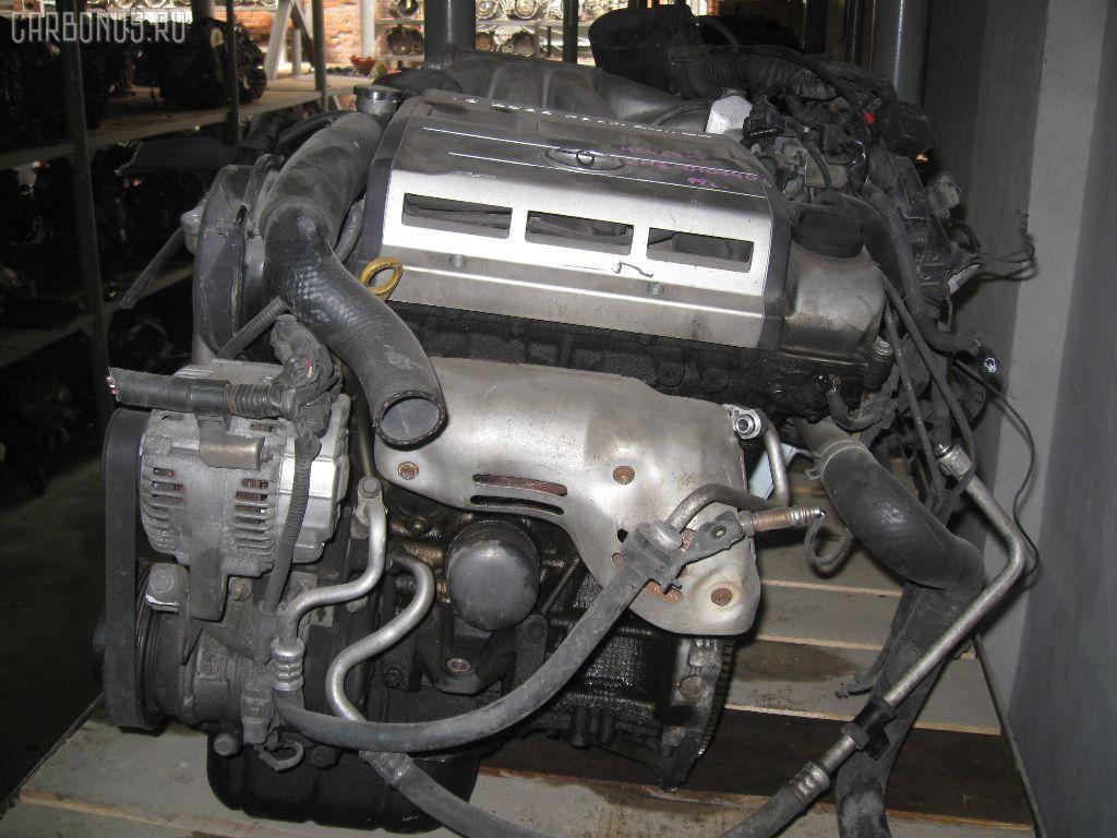 Двигатель TOYOTA CAMRY GRACIA WAGON MCV25W 2MZ-FE. Фото 1