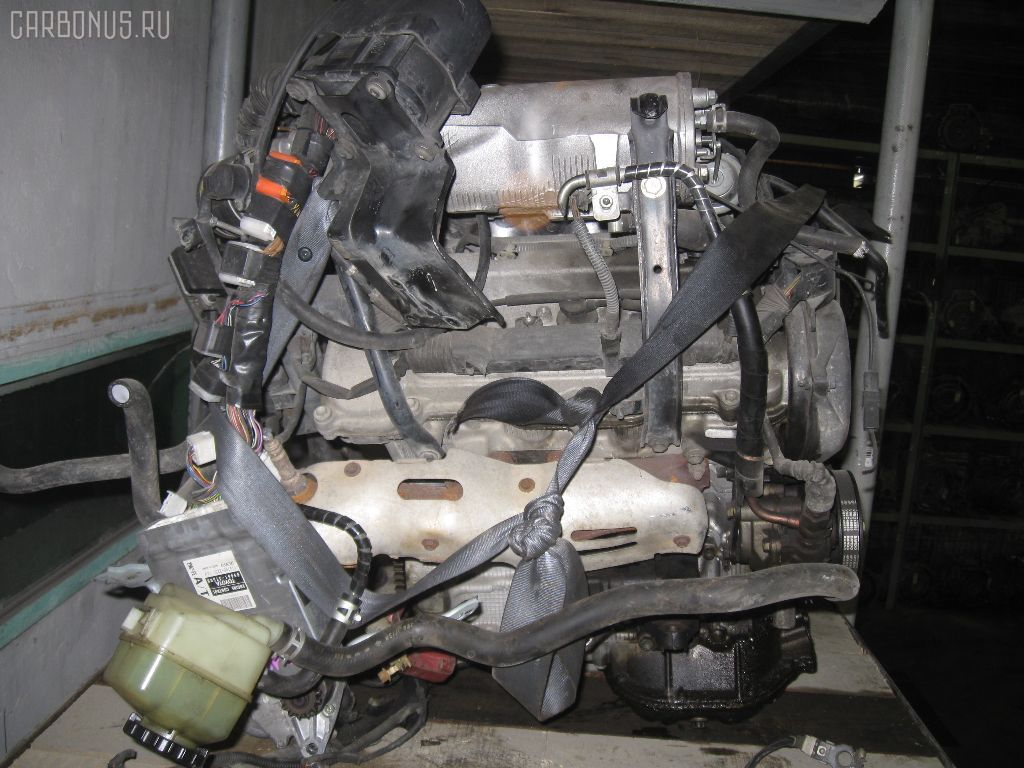 Двигатель TOYOTA CAMRY GRACIA WAGON MCV25W 2MZ-FE. Фото 4