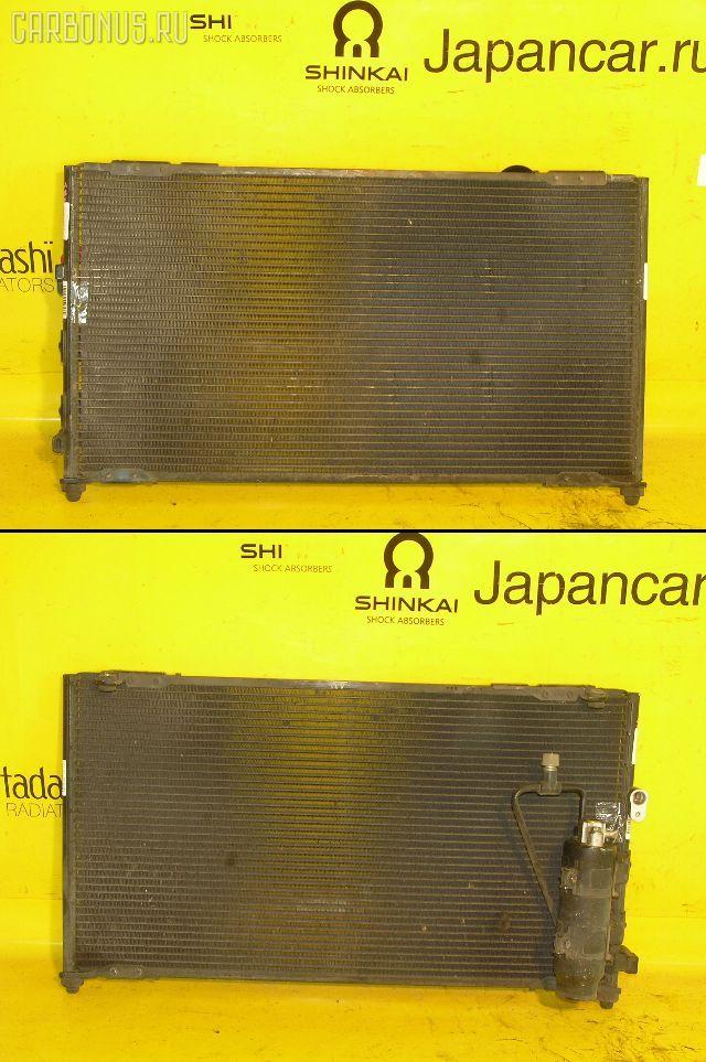 Радиатор кондиционера TOYOTA CHASER GX100 1G-FE. Фото 5