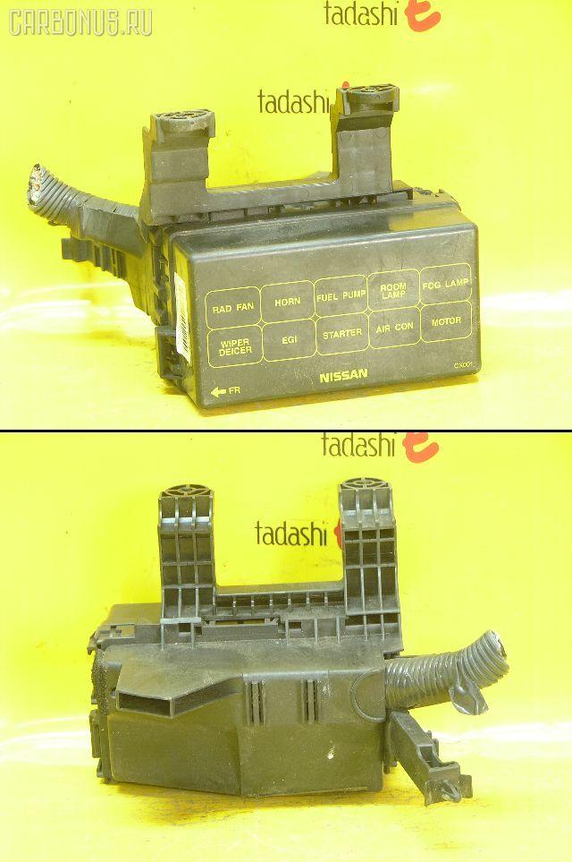 Блок предохранителей NISSAN SERENA TC24 QR20DE.
