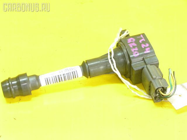 Катушка зажигания NISSAN PRIMERA WAGON WTP12 QR20DE. Фото 1