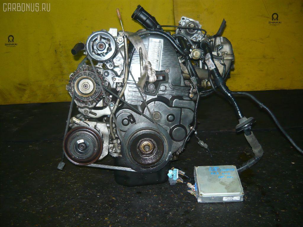 Двигатель HONDA ODYSSEY RA7 F23A. Фото 1