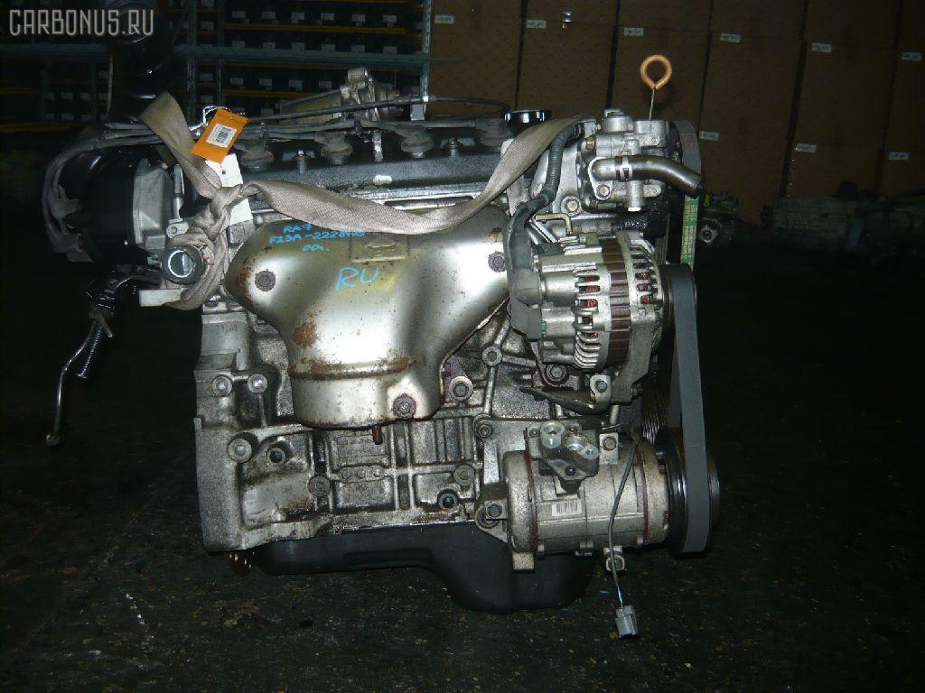 Двигатель HONDA ODYSSEY RA7 F23A. Фото 2