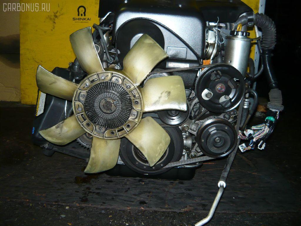Двигатель TOYOTA CROWN JZS171 1JZ-FSE. Фото 8