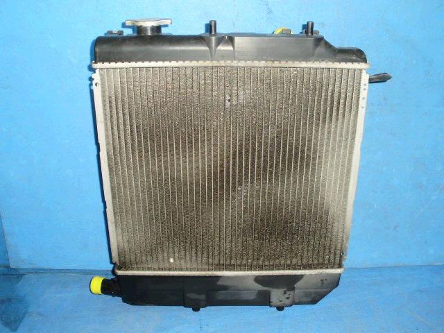 Радиатор ДВС MAZDA DEMIO DW3W B3-ME. Фото 10