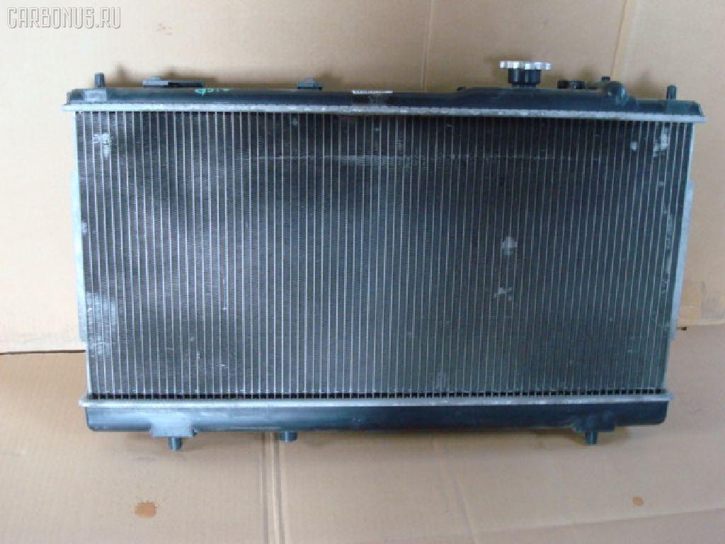 Радиатор ДВС MAZDA FAMILIA BJ5P ZL. Фото 2