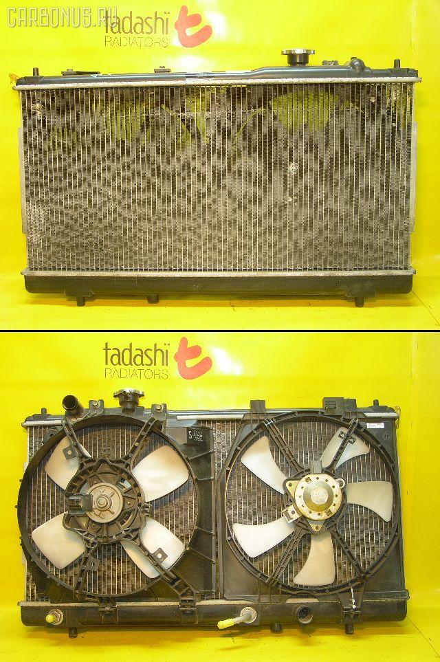 Радиатор ДВС MAZDA FAMILIA BJ5P ZL. Фото 1