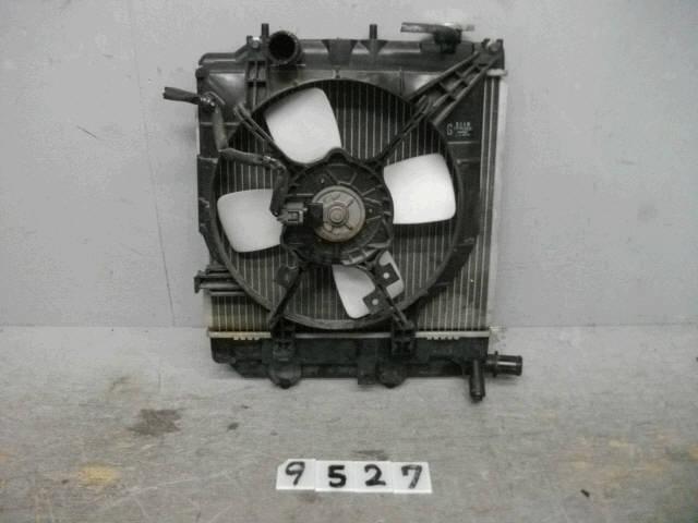 Радиатор ДВС MAZDA DEMIO DW3W B3. Фото 3