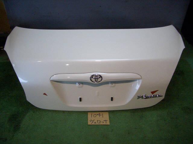 Крышка багажника TOYOTA VEROSSA JZX110. Фото 6