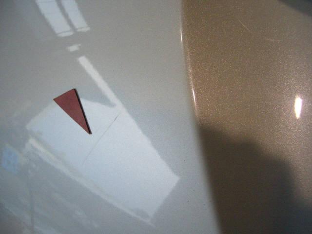 Крышка багажника TOYOTA VEROSSA JZX110. Фото 4