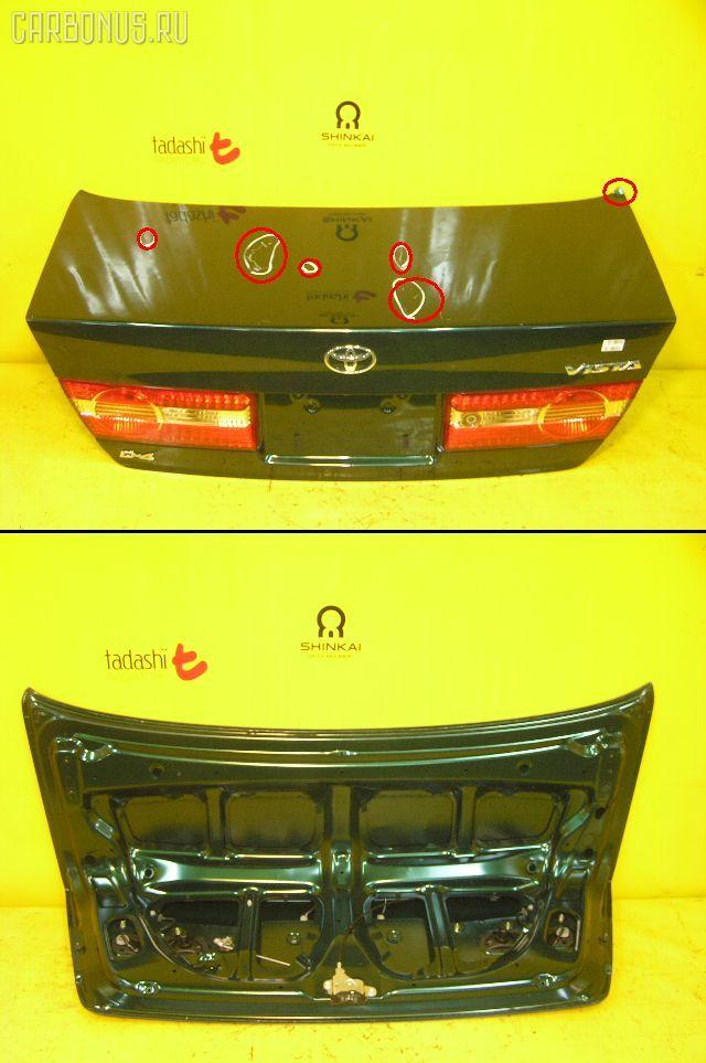 Крышка багажника TOYOTA VISTA SV50. Фото 7