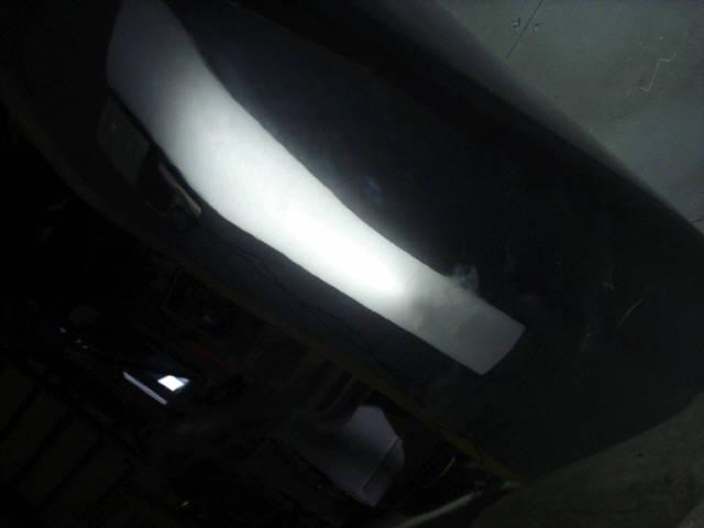 Крыло переднее TOYOTA MARK II BLIT JZX110W. Фото 3
