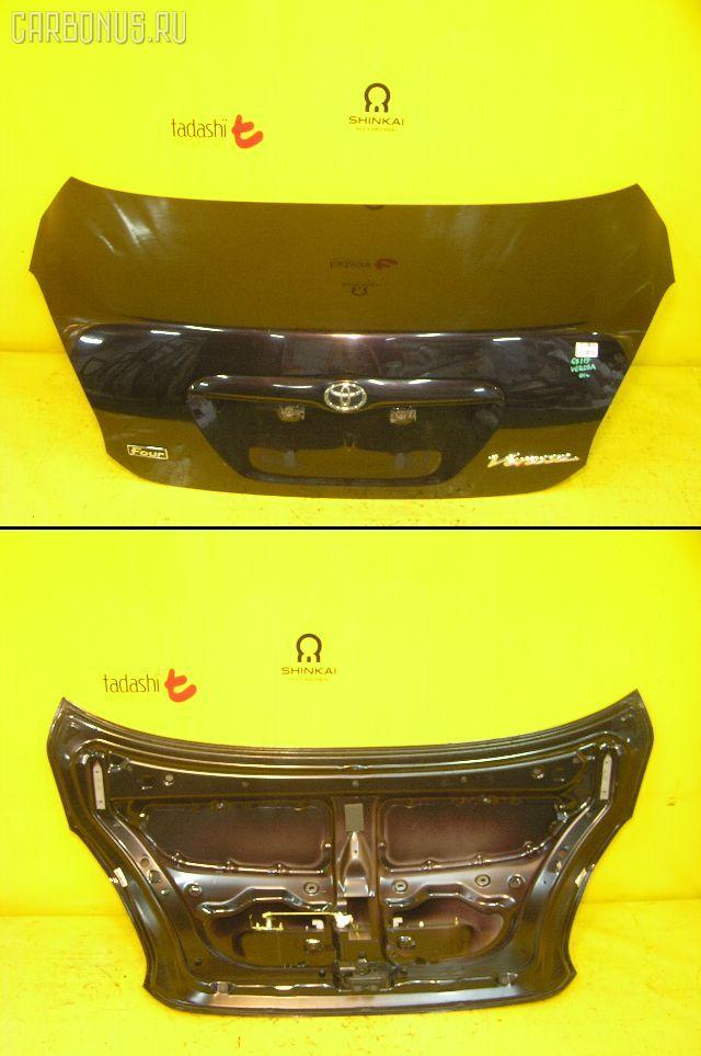 Крышка багажника TOYOTA VEROSSA GX115. Фото 1