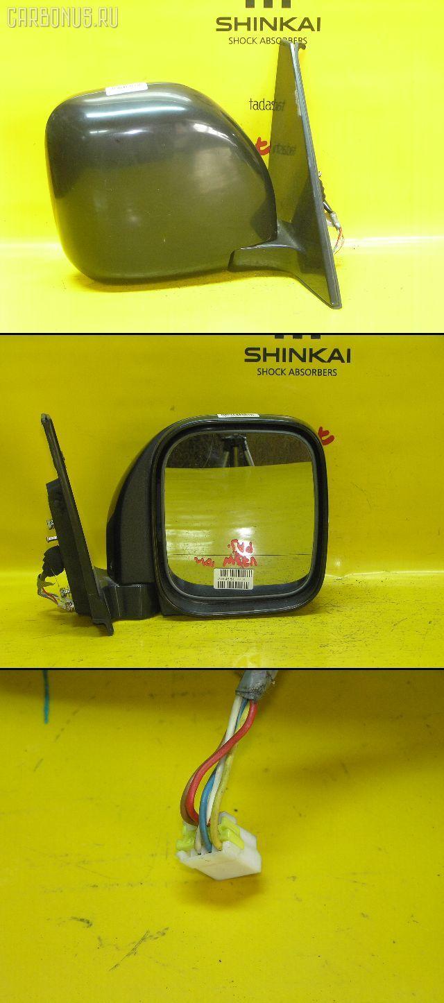 Зеркало двери боковой MITSUBISHI PAJERO V73W. Фото 1