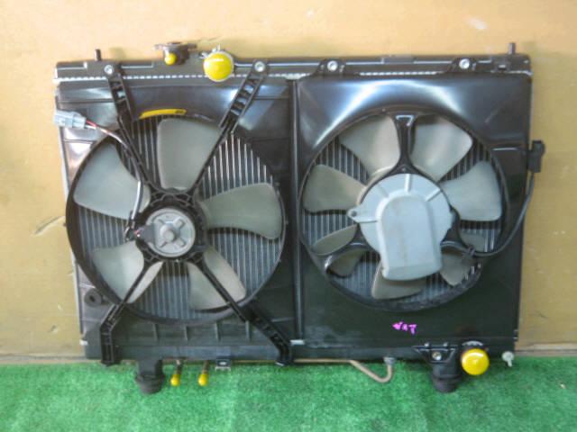 Радиатор ДВС TOYOTA GAIA ACM10G 1AZ-FSE. Фото 5