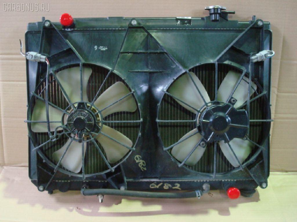 Радиатор ДВС TOYOTA HARRIER SXU10W 5S-FE. Фото 5