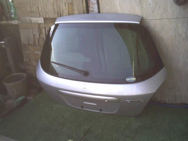 Дверь задняя HONDA CIVIC EU3. Фото 4
