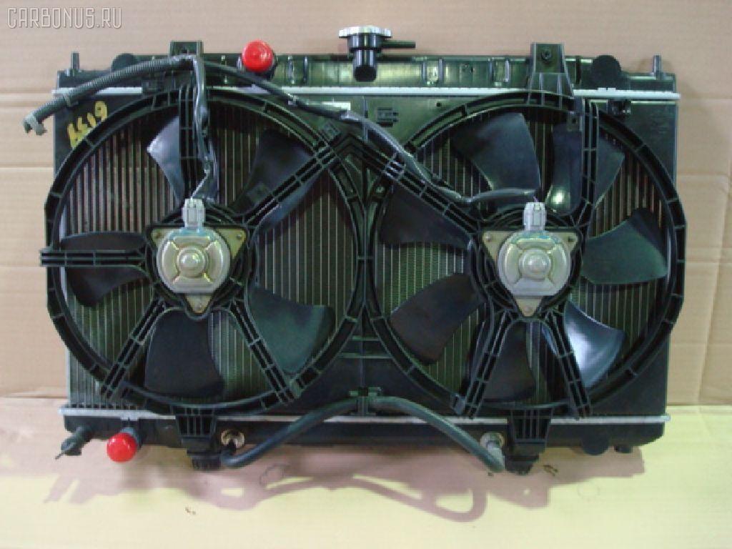 Радиатор ДВС NISSAN SUNNY B15 QG13DE. Фото 9